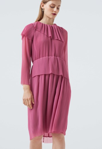 Balstone Pleated Dress