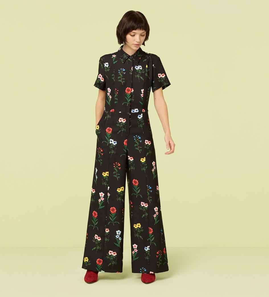 Alida Printed jumpsuit