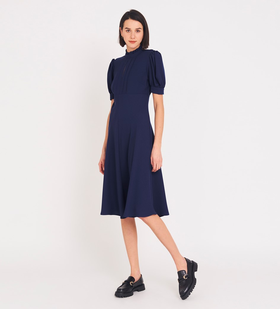 Larisa Knee Length Dress