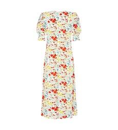 Olney White Floral Dress