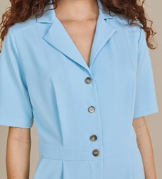 Rohini Light Blue Jumpsuit