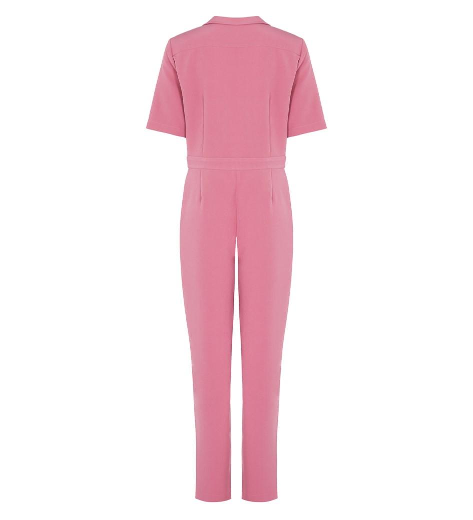 Rohini Pink Jumpsuit