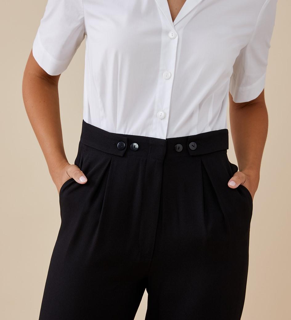 Katy Shirt Jumpsuit