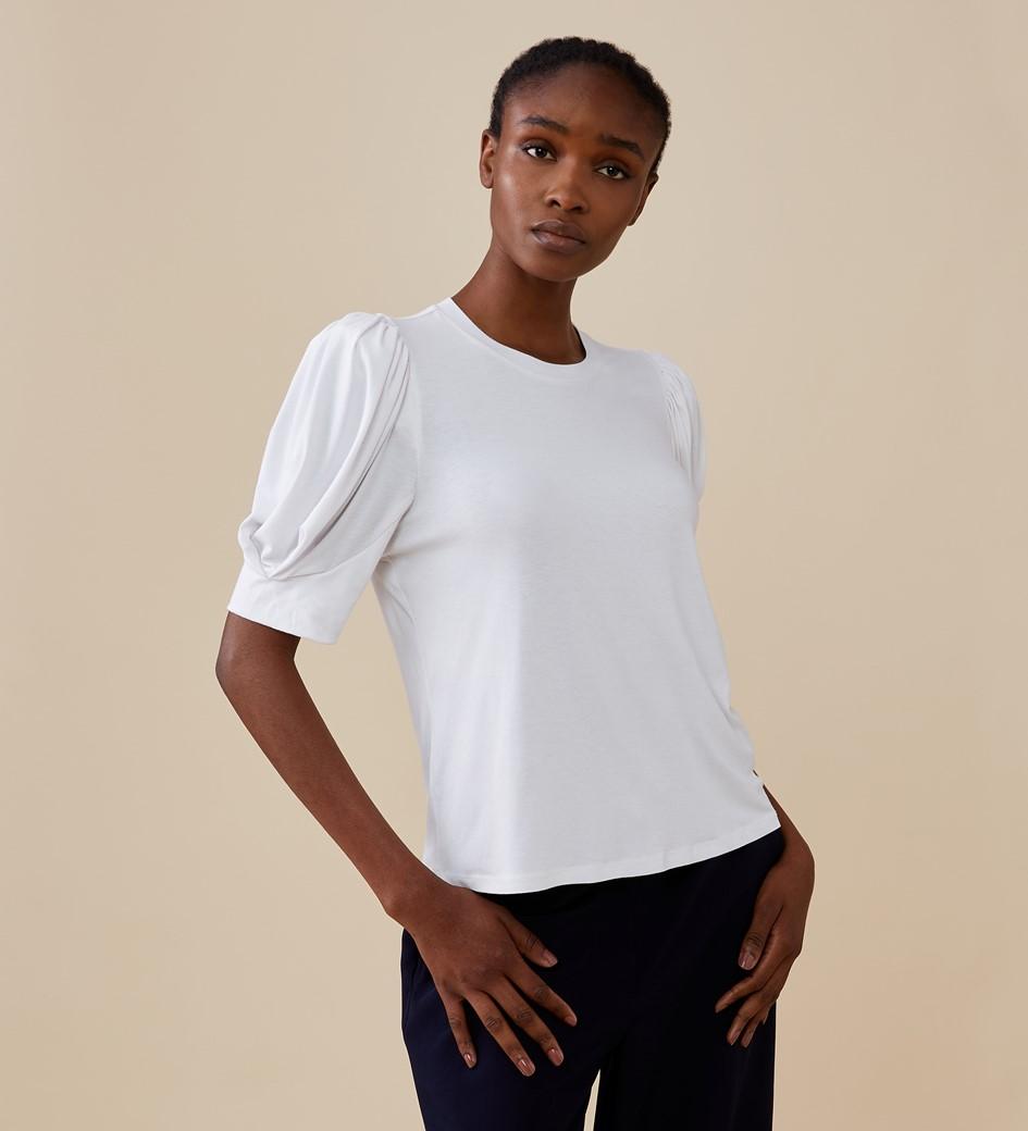 Oriel White T-shirt
