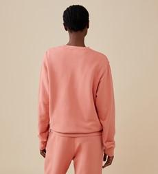 Rosy Coral Sweatshirt