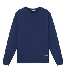 Rosy Navy Sweatshirt
