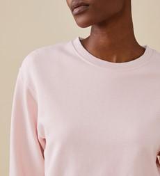 Rosy Pink Sweatshirt