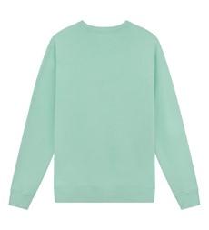 Rosy Sea Green Sweatshirt