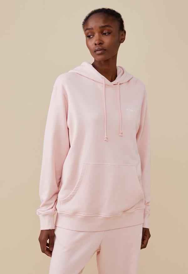 Arya Pink Hoodie